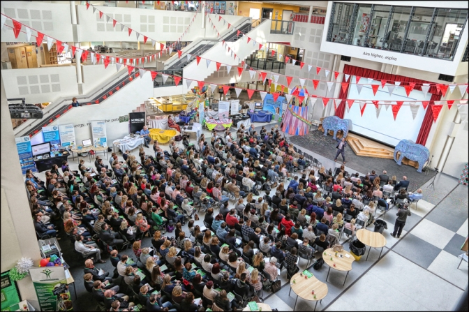 13th April 2015 Barnsley Teaching and Learning Carnival