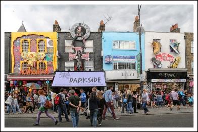 Camden street London