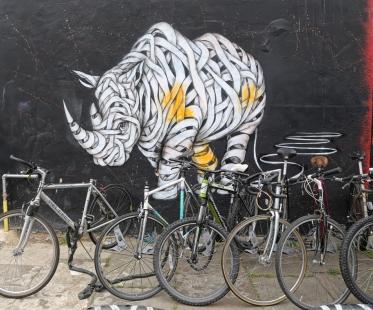 Otto Schade Camden Street art