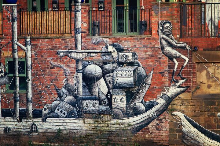 Street Art JH 8
